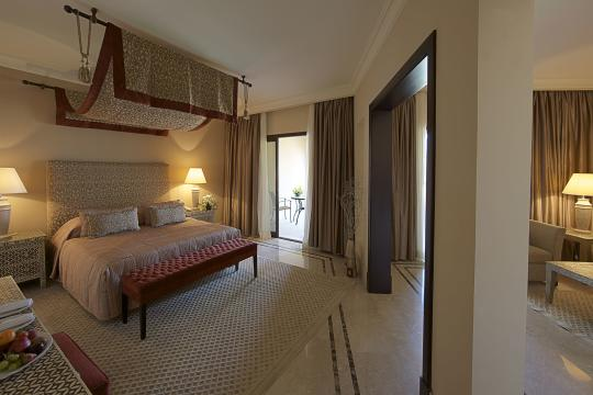 AEDXBIBERO Miramar Al Aqah Beach Resort by Iberotel Suite