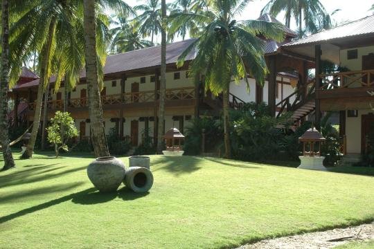 MMBSXTREAS Myanmar Tresure Beach Resort Superior Exterior
