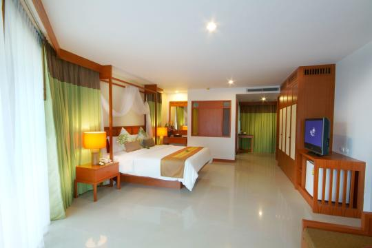 THKBVKRABI Krabi ResortInterior Deluxe Hotel New Building Double