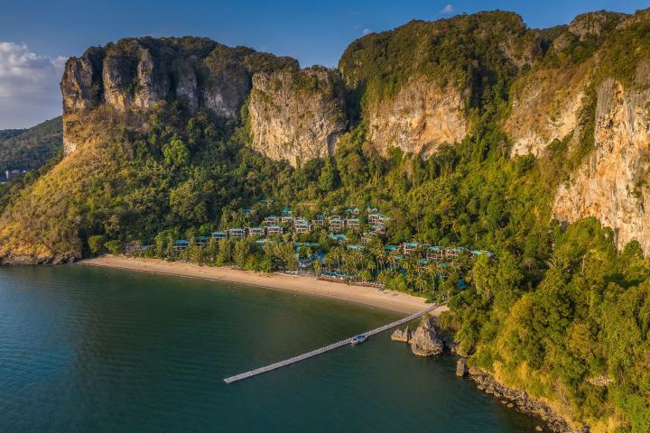 THKBVCENTR Centara Grand Beach Resort Krabi CKBR aerial-view-08