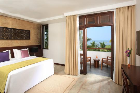 LKCMBAVANK Avani Kalutara Resort Superior Sea View Room