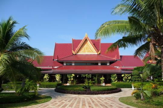 KHPNHSOKHA Sokha Beach Resort & Spa Entrance Outdoor