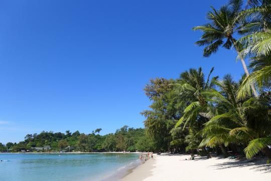 TH ThailandKoh Chang Koh Chang Klong Prao Beach 03