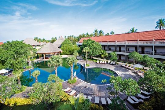 KHPNHSOKHA Sokha Beach Resort & Spa Dolphin Pool