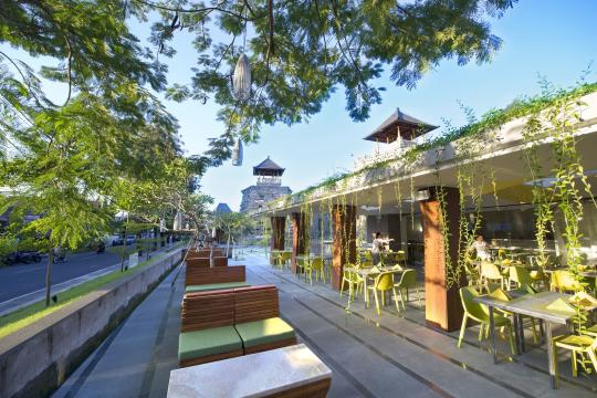 IDDPSMAYAS Maya Sanur Resort & Spa Graze Outdoor