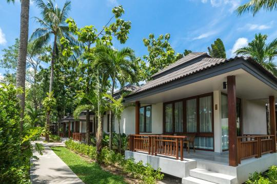 THUSMPEACE Peace Resort Samui Lanscape 2