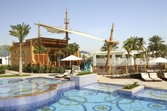 AEAUHTHEST St. Regis Abu Dhabi Corniche Nation Riviera Beach Club Treasure Island