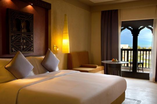 OMSLLROTA Salalah Rotana Resort Salalah Rotana Resort Classic Room - Kind Bed (1)