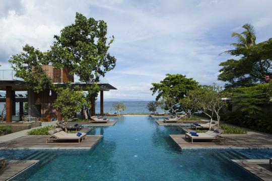 IDDPSMAYAS Maya Sanur Resort & Spa Pool View
