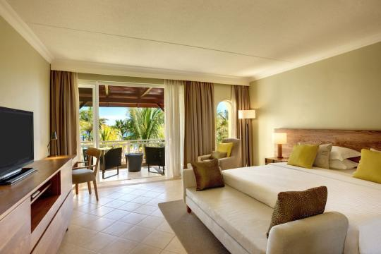MUMRUOUTRI Outrigger Mauritius Beach Resort MOR - Deluxe Sea View