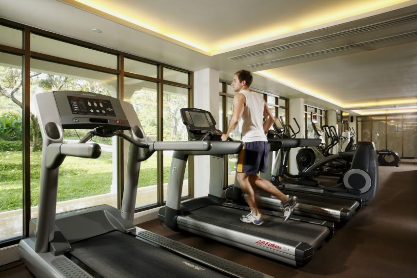 THBKKCENTA Centara Grand Beach CHBR fitness-centre