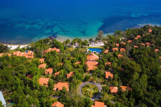 VNPQCGREEN Green Bay Phu Quoc Resort DJI 0091