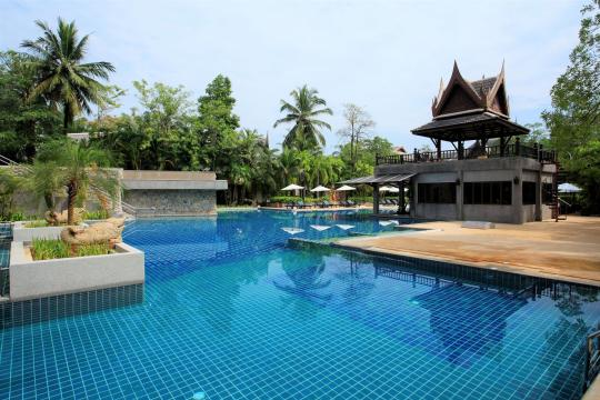 THHKTMUKDA Mukdara Beach Villa & Spa MainPool - 002