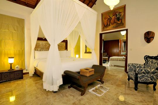IDAMIPURIM Puri Mas Boutique Resort & Spa Bedroom Spa Villa