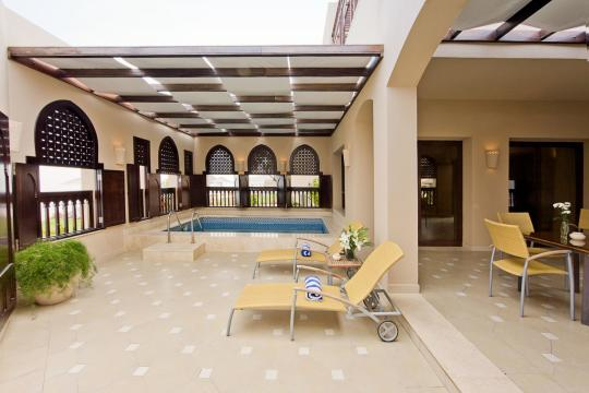 AEDXBIBERO Miramar Al Aqah Beach Resort by Iberotel Suite Terrace