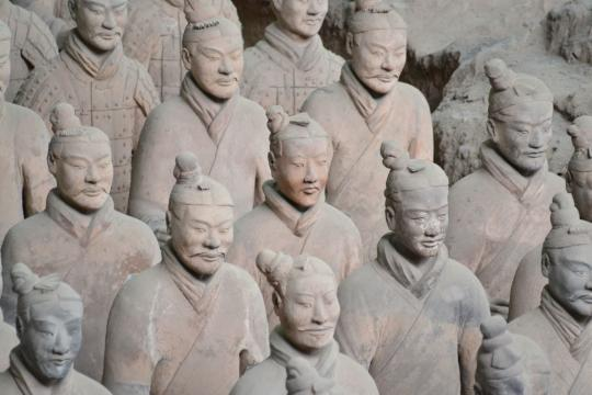 CN China Shaanxi China Xian terracotta-army-2669203