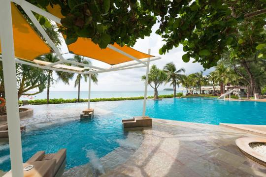 THHKTKATAT Katathani Phuket Beach Resort 2.9 Beach Club Pool