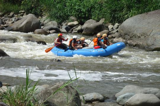 CR Costa Rica Rafting