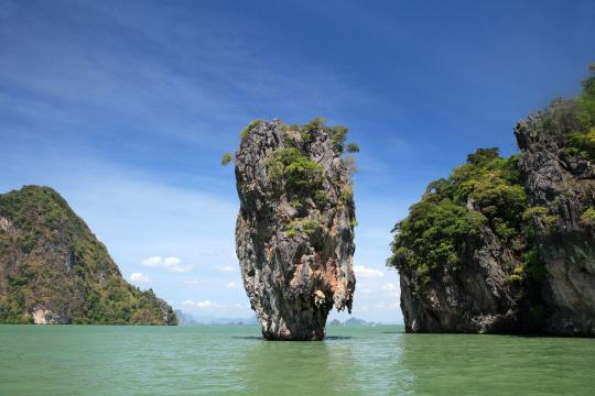 STARNORD Thailand Phang Nga James Bond Felsen 01