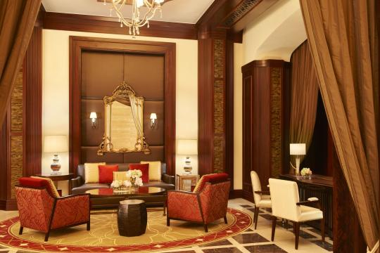 AEAUHTHEST St. Regis Abu Dhabi Corniche Welcome Lounge-High