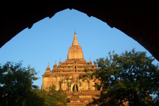 MM Myanmar Burma Bagan 5