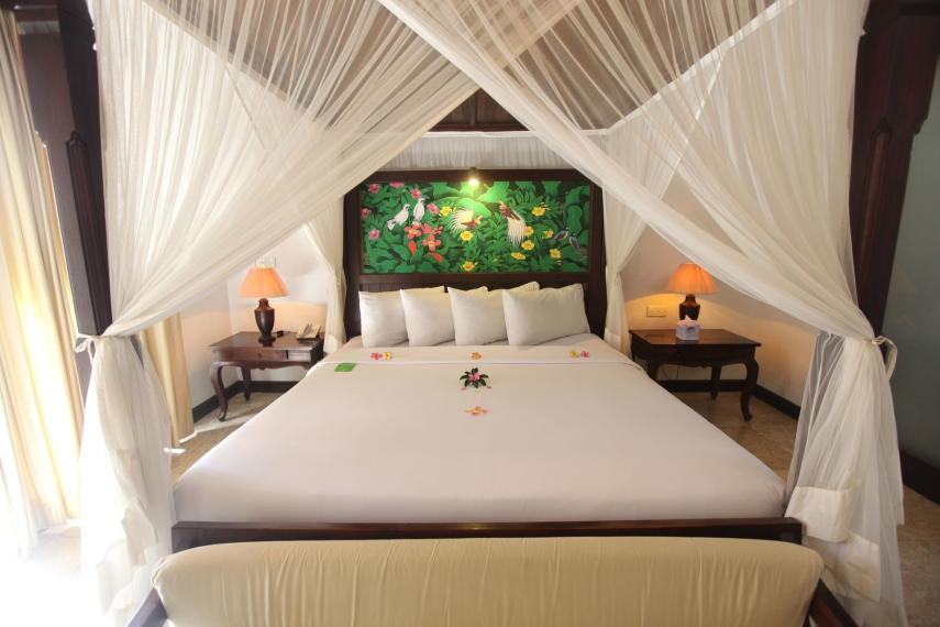 IDAMIPURIM Puri Mas Boutique Resort & Spa King Bed Room Jacuzzi Villa