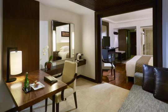IDDPSMELI2 Melia Bali Premium Lagoon Access Suite Room The Level