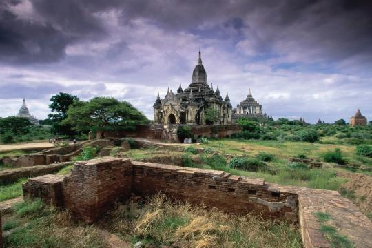 MM Myanmar Burma Bagan