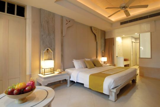 THUSMMELAT Melati Beach Resort & Spa Private Garden Pool (Bedroom)2