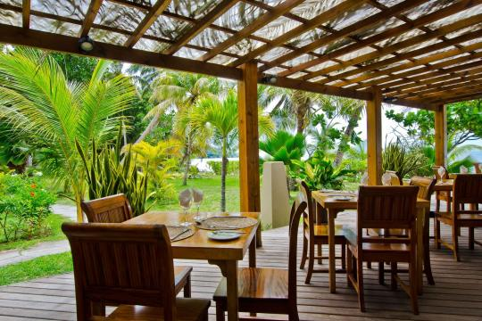 SCSEZINDIA Indian Ocean Lodge Restaurant