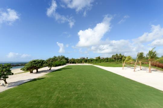 MUMRULONGB Long Beach Golf & Spa Resort Green Lawn View