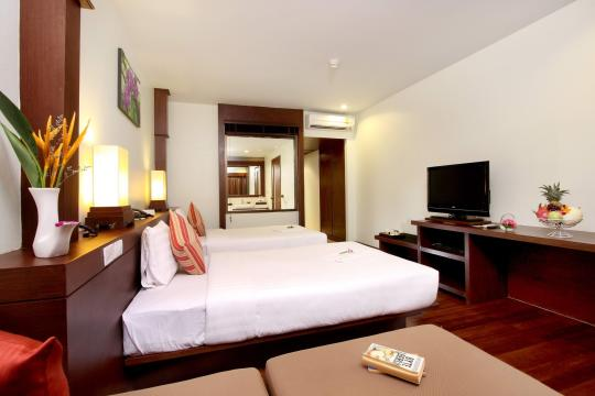 THHKTBRIZA The Briza Beach Resort Khao Lak Delxue Garden 3
