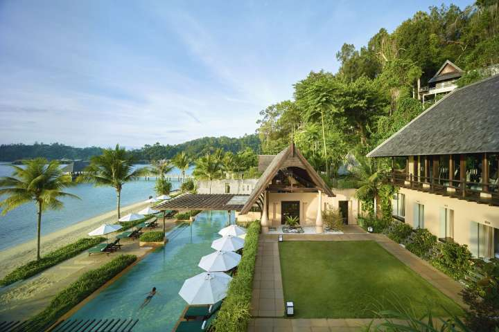 MAIN MYBKIGAYA Gaya Island Resort