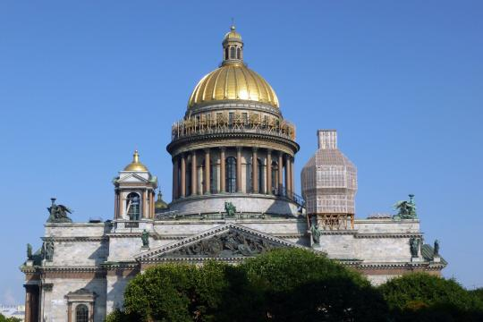 RU Russland Russland St.Petersburg Isaak Kathedrale st-isaacs-cathedral-668936 Pixabay