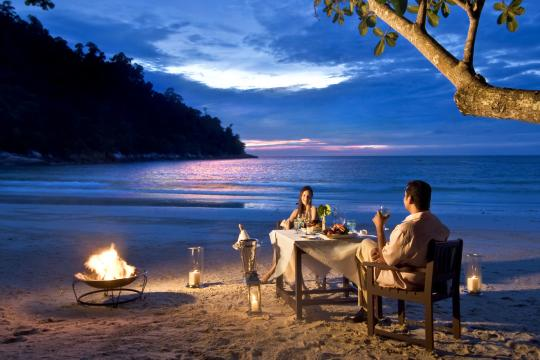MYPKGPANGK Pangkor Laut Resort Private DIning Luxury