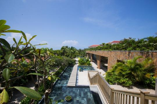 VNPQCSALIN Salinda Resort Overview 4 - Salinda Resort - Phu Quoc