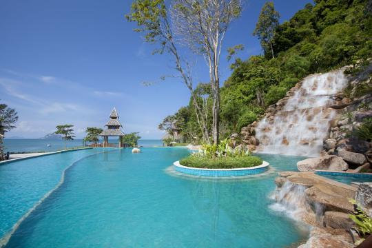 THHKTSANTH Santhiya Koh Yao Yai Resort & Spa Swimming Pool