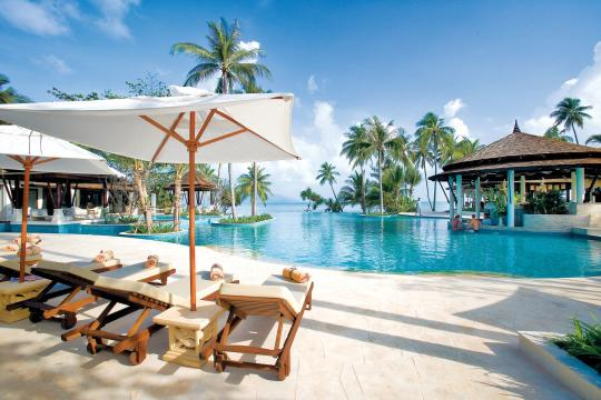 THUSMMELAT Melati Beach Resort & Spa Beach Pool (Suggestion)
