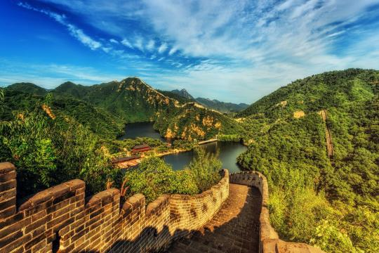 CN China Hebei China Grosse Mauer great-wall-3675637