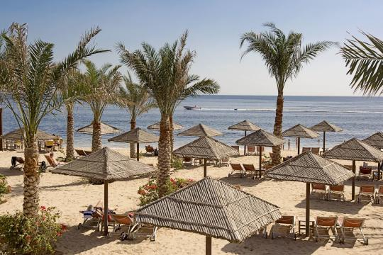 AEDXBIBERO Miramar Al Aqah Beach Resort by Iberotel Beach