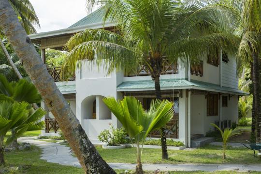 SCSEZINDIA Indian Ocean Lodge Exterior of Block 2