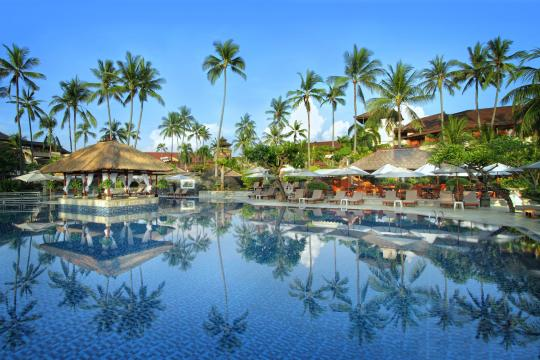 IDDPSNUSAD Nusa Dua Beach Main Pool