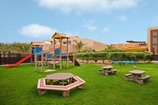 AEDXBHIRAS Hilton Resort & Spa Ras Al Khaimah Kids Playground