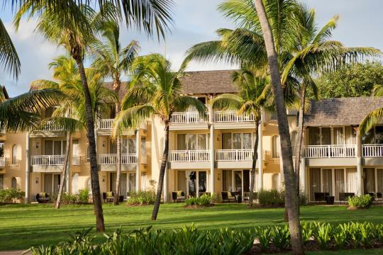 MUMRUOUTRI Outrigger Mauritius Beach Resort Deluxe Seaview Rooms Facade