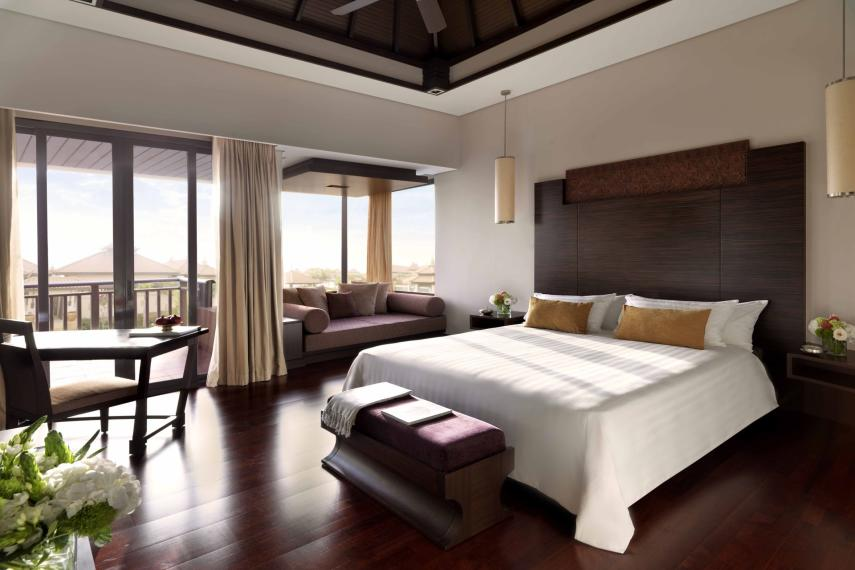 AEDXBANANT Anantara Dubai The Palm Resort Deluxe Lagoon View