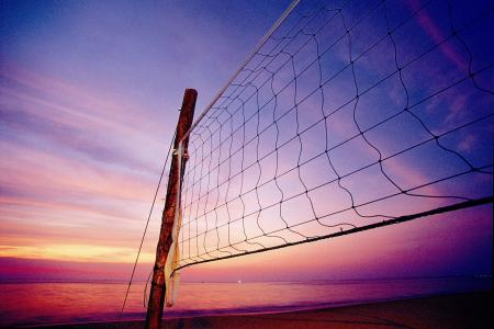 Sport Beachvolleyball