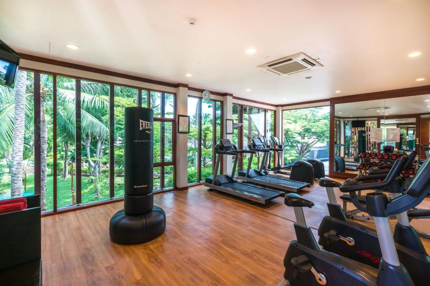 THUSMPEACE Peace Resort Samui FITNESS 1