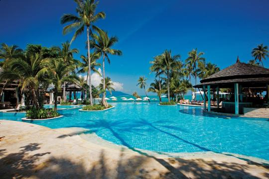 THUSMMELAT Melati Beach Resort & Spa Beach Pool (Optional 2)
