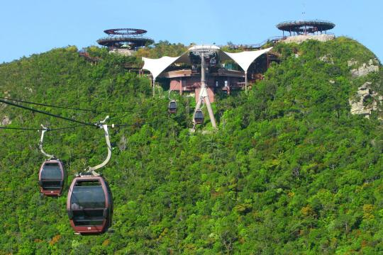 STARNORD LANGKAWI CABLE CAR 2