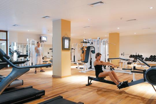 mumrulevic Victoria Beachcomber Resort & Spa Gym
